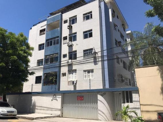 Apartamento Com 3 Dormitórios Para Alugar, 107 M² Por R$ 700,00/mês - Cocó - Fortaleza/ce - Ap3824