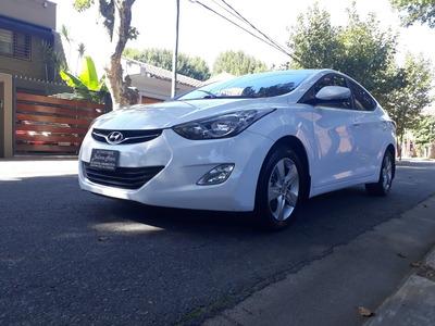 Hyundai Elantra Gls 6ta Seguridad Premium