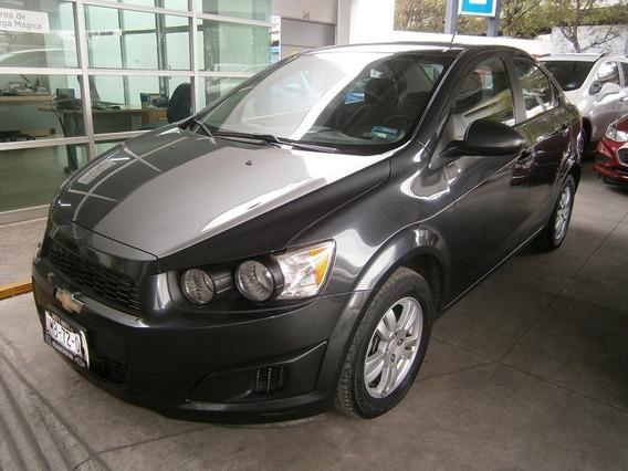 Chevrolet Sonic 1.6 Mt Paq D Lt