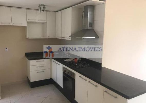 Cobertura Com 3 Dormitórios, 129 M² Por R$ 2.200/mês - Vila Augusta - Guarulhos/sp - Co0008