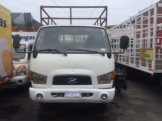Camion De Transporte Hyundai Mighty