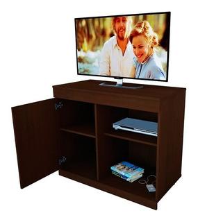 Mueble Mesa Para Tv Led Smart Mosconi 120