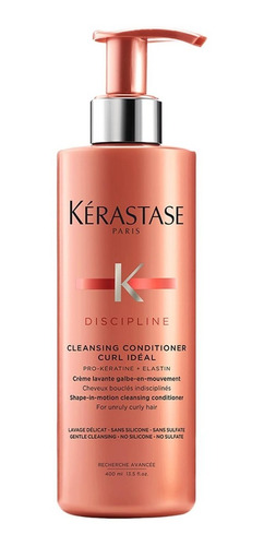 Kerastase Cleansing Conditioner Curl Ideal Sh+acond 400ml