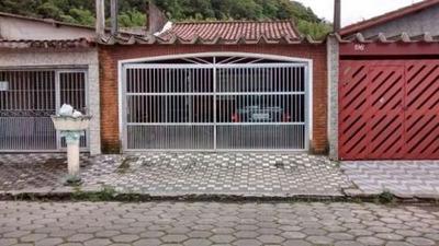 Vende-se Casa No Jardim Itaóca Em Mongaguá