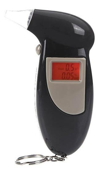 Bafômetro Digital Profissional Display Nível Alcool 5 Piteir