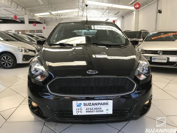 Ford Ka 1.0 Se 2017 Única Dona