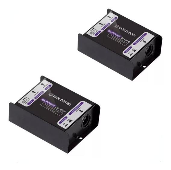 Kit 2 Direct Box Waldman Bypass Di-1ps Novo Nf + Garantia!