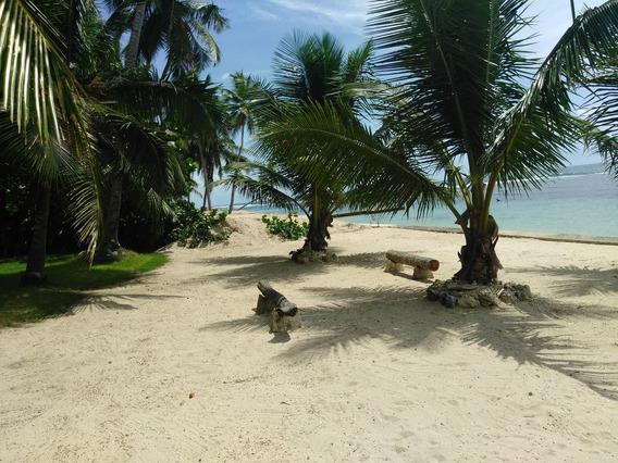 Terrenos De 3,300 Mt2 Con Casa Frente A La Playa Juan Dolió