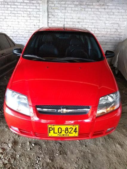 Chevrolet Aveo Sedan 1.600
