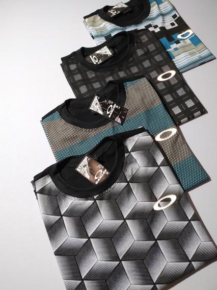 Kit 10 Camisas Oakley Refletivas Melhor Preço Do Mercado Envio Rapido E Frete Gratis Aproveite Essa Promoção