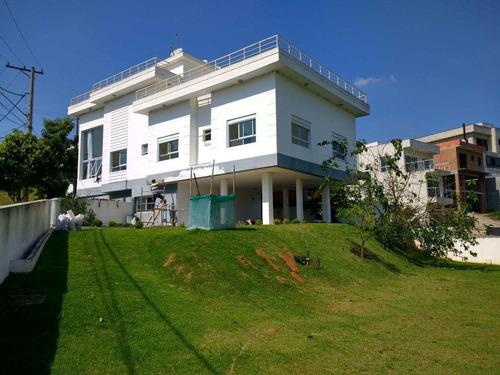 Imagem 1 de 25 de Casa De Condomínio Com 4 Dorms, New Ville, Santana De Parnaíba - R$ 1.8 Mi, Cod: 235083 - V235083
