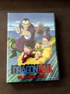 Dragon Ball Una Aventura Mistica Dvd Nuevo Envio Incluido