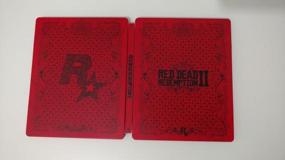 Steelbook Red Dead Redemption 2