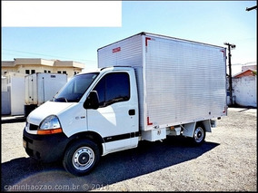 Renault Master Baú Ano 2011
