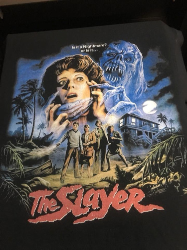 Imagen 1 de 3 de The Slayer Is It A Nightmare? Or Is It... - Peliculas De Cul