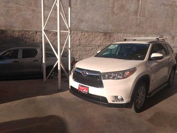 Toyota Highlander Ltd Blue Ray 2016