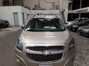 Chevrolet Spin 1.8 Activ Ltz 7as At 105cv 2015