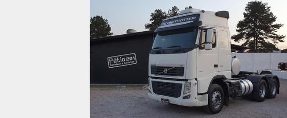 Caminhão Volvo Fh 460 6x4 Traçado Bug Leve