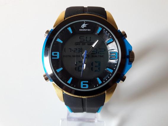 Relógio Masculino Digital Esportivo A Prova D´água + Caixa