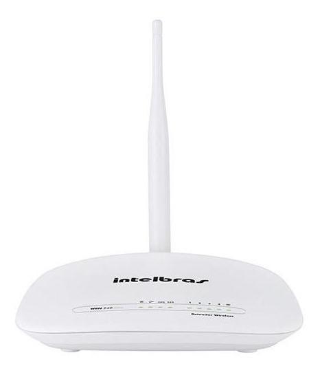 Roteador Wireless Intelbras Wrn 240 Slin N 150