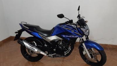 Yamaha Ys 250 Fazer Blueflex 2016 Azul