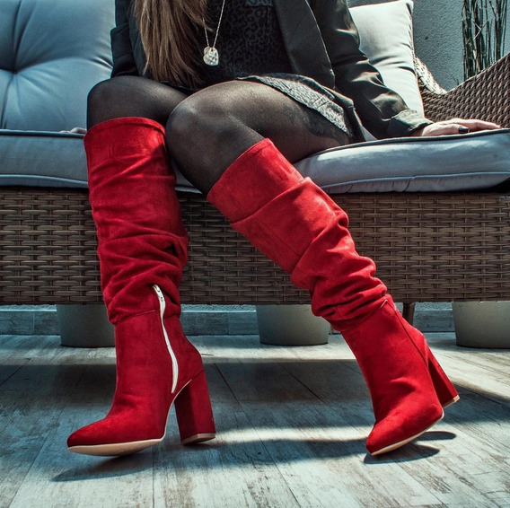 Botas Caña Alta Mujer 2019 De Calzadosoher