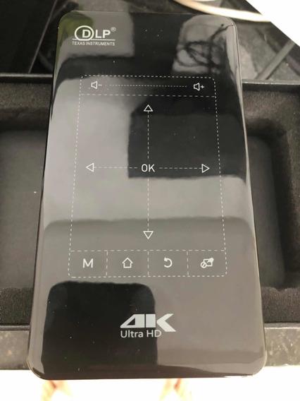 Mini Projetor 4k Hdmi, Usb, Wifi, Bluetooth...