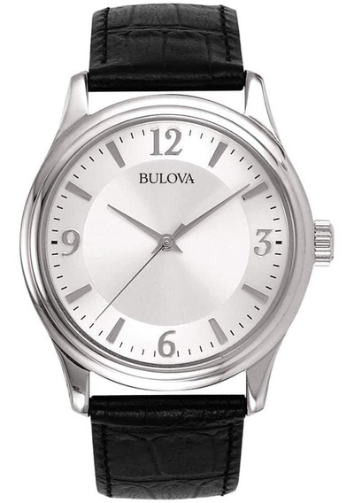 Reloj Bulova Corporate 96a28 Nuevo Original Hombre E-watch