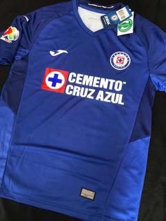 Playera Jersey Cruz Azul 2020 Nueva Talla Grande