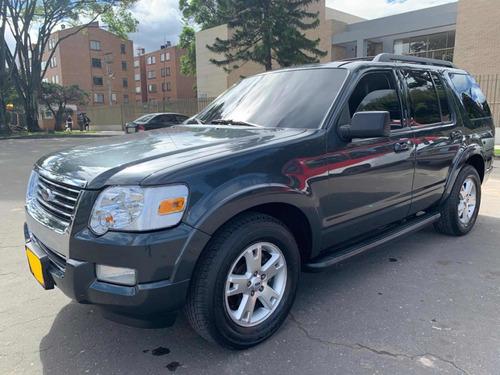Ford Explorer 2010 4.0 Xlt