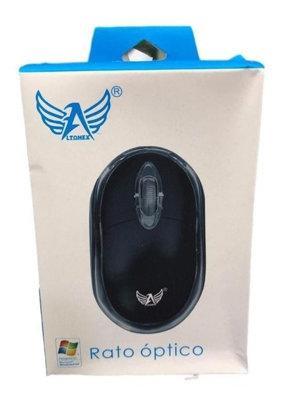 Mouse Usb Simples Para Pc Notebook Com Scroll