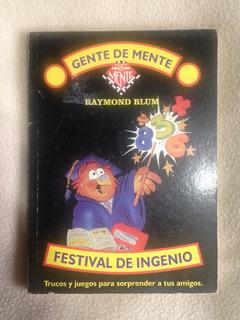 Libro Festival De Ingenio Raymond Blum 1997