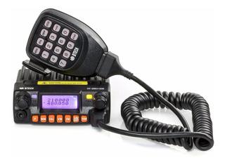 Radio Btech Mini Uv-2501+220 25 Watt Tri Band Base, Mobile