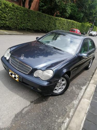 Mercedes-benz C200 2002 2.0 Kompressor