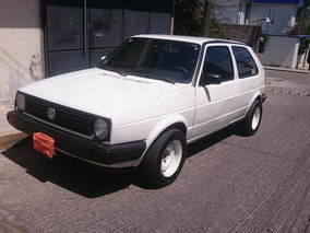 Golf Mkii Modificado