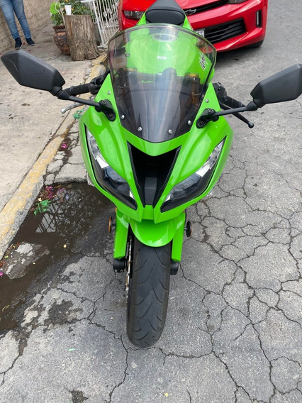 Kawasaki Ninja Zx-6r 2015