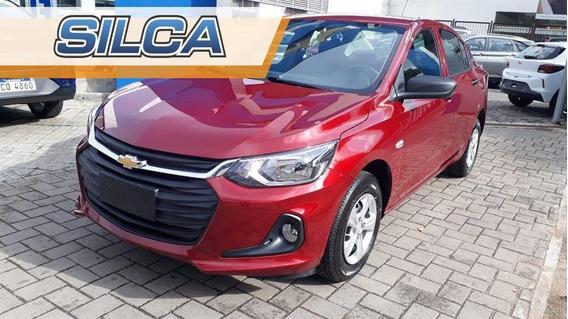 Chevrolet Onix Plus Ls 1.2 2020 Rojo 0km