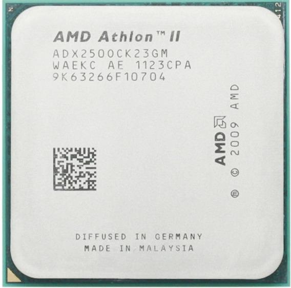 Amd Athlon Il X2 250 Am2+/am3 Processador Dual Semi Novo
