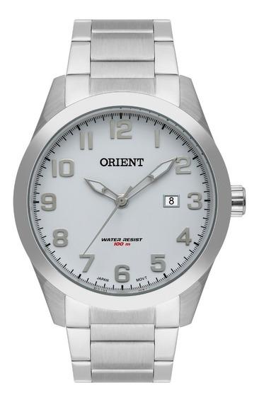 Relógio Orient Masculino Mbss1360 B2sx Prata Oferta