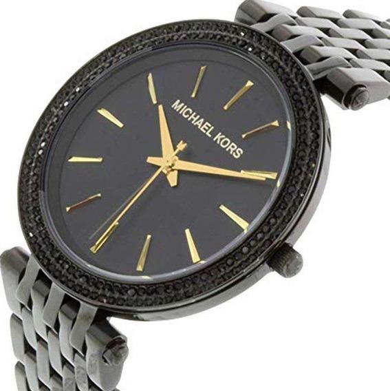Relógio Michael Kors Mk3337 100% Original C/ Caixa Mk