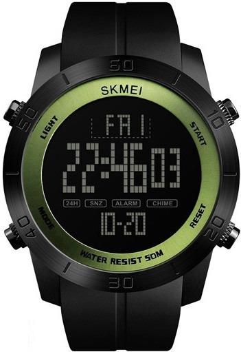 2 Relógios Masculino Skmei Digital À Prova D