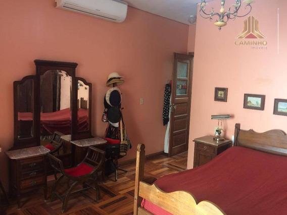 Casa Residencial À Venda, Auxiliadora, Porto Alegre. - Ca0468