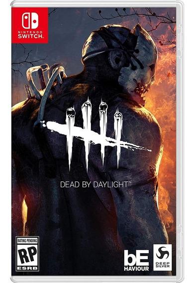 Dead By Daylight Definitive Edition Switch Mídia Física Novo
