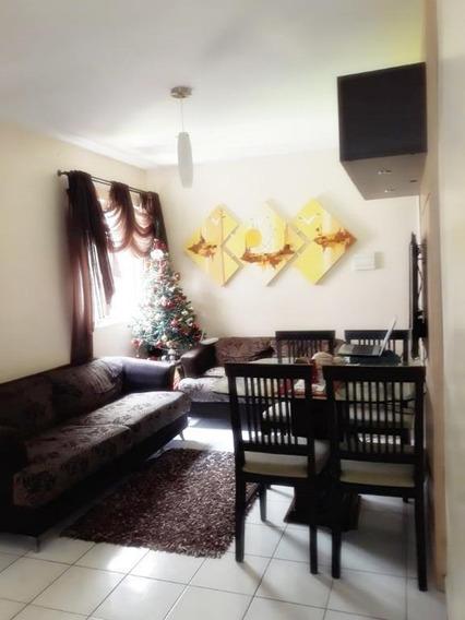 Apartamento Em Bom Viver, Biguaçu/sc De 42m² 2 Quartos À Venda Por R$ 100.000,00 - Ap185261