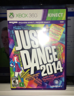 Just Dance 2014 Xbox 360 Cd Físico