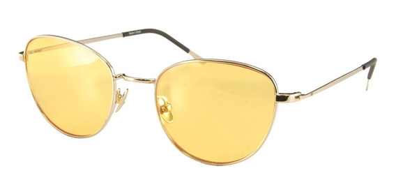 Anteojos Sol Lentes Infinit Sm01 Gold.clear.yellow Standard