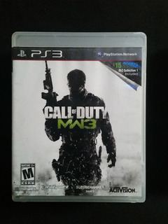 Call Of Duty Mw3 Modern Warfare 3