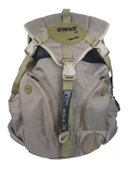 Mochila Reforçada Swat Tática Militar Ripstop Foxboy Ar079