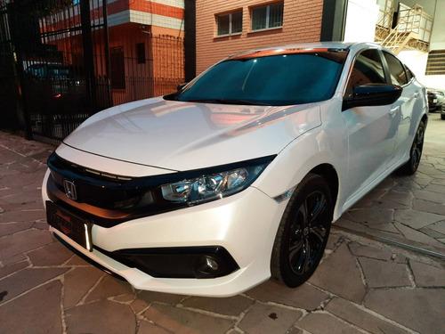 Imagem 1 de 7 de Honda Civic 2.0 16v Flexone Sport 4p Cvt