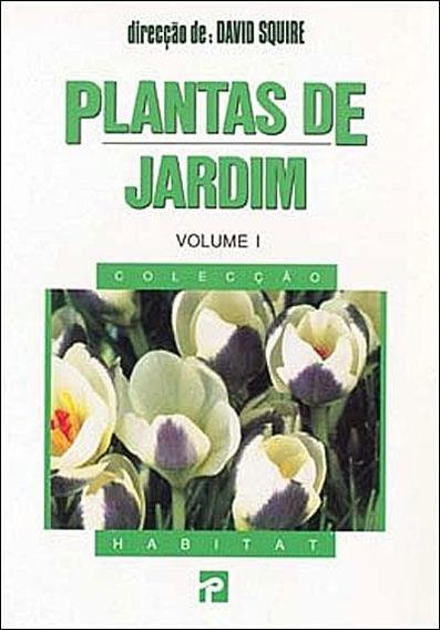 Livro Plantas De Jardim Volume 1